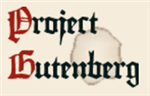 Project Gutenberg logo