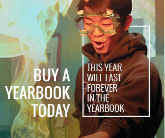 Buy a Yearbook Today!