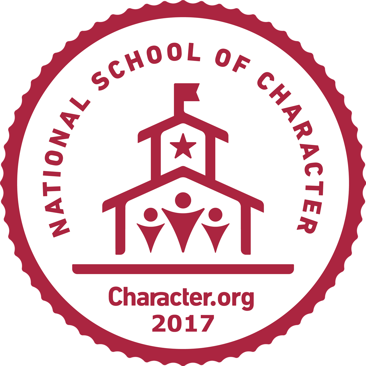 Early Childhood Center Recognized as National School of Character